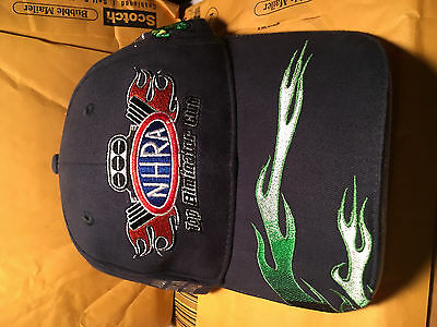 Nhra Top Eliminator Club 2012 Members Only Gainsville Fl. Hat New
