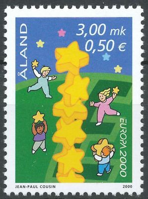 Aland Finland 2000 MNH - EUROPA Stamp Animation