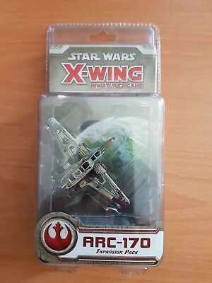 Star Wars X-Wing Miniatures Game ARC-170 Expansion