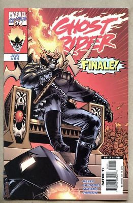 Ghost Rider #94-2007 fn+ 6.5 Giant-Size last issue ( this time for real ) Marvel