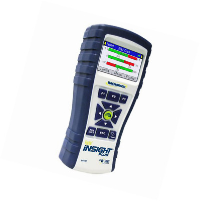 Bacharach INSIGHT Plus 0024-8517 Residential Combustion Analyzer with Long-Life