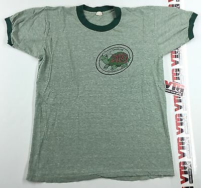Vintage 80's ZACK'S Sausalito California T-Shirt Size M Med. 50/50 Soft/THIN