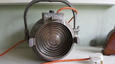 Strand Stage  Fresnel Spot Theatre Film Light Strand Electric Patt 123