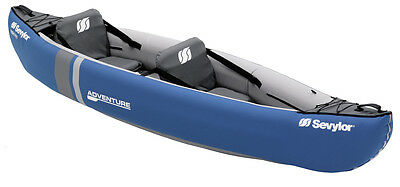 Sevylor Adventure 2 Person Kayak Canoe