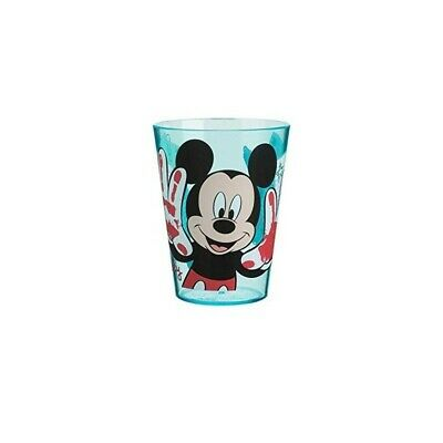 Mickey Mouse Bicchiere Blu