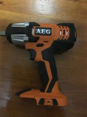 """AEG BSS18C12Z 1/2"""" Square Drive impact wrench SKIN ONLY"""
