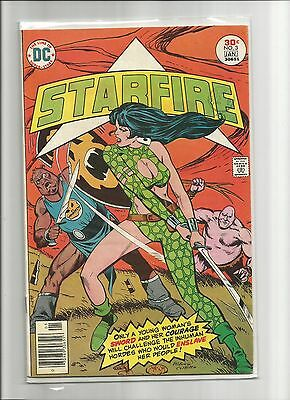 STARFIRE #3 NM-  £4.50.'Best Offer'.