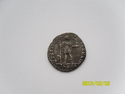 Roman Silver Siliqua - Unresearched