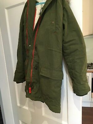 Johnnie b Girls Parka Coat Age 15-16 Years