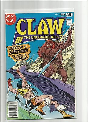 CLAW #11 NM- (Cent Copy) £4.50.'Best Offer'.