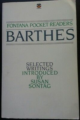Roland Barthes - Selected Writings