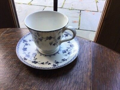 Royal Doulton Yorktown Tea Cup and Saucer, almost unused