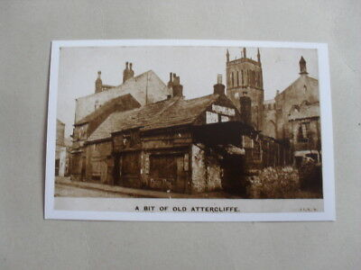 Picture - Sheffield - Attercliffe - Church - Shops - Fish Shop