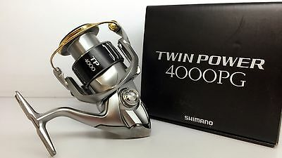 SHIMANO TWIN POWER 4000PG Spinning Reel 4000 PG & Chemical Light
