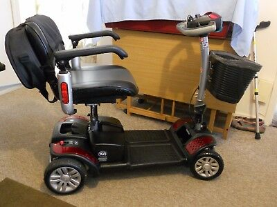Tga Eclipse 4Mph  Mobility Scooter