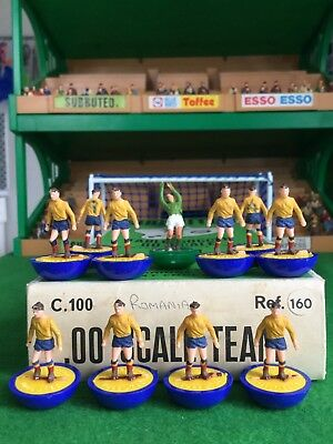 Subbuteo Heavyweight Team Ref 160 Rumania