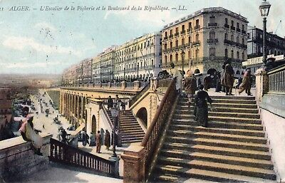 ALGERIA (Levy Brothers Postcard 1907)