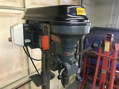 "PILLAR DRILL - MEDDINGS ""PACERA"" FLOOR STANDING - 240v - Excellent Condition"