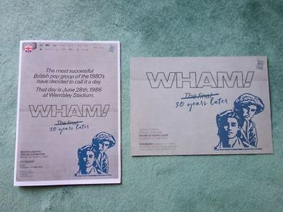 Wham!+The Final+30 Years Later+Exhibition+Udine+Italy+2016+George Michael