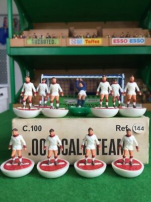 Subbuteo Heavyweight Team Ref 144 Lille Ultra Rare !!