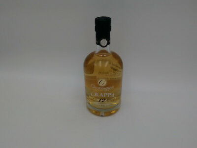 0136 CARAVAGGIO Grappa 12 Monate in Barrique gereift 500ml/ 40% Vol.Alc. ITALIEN
