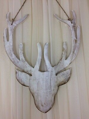 Large Hanging Stag Head - Sass & Belle