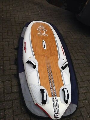 2008 133 Starboard Isonic