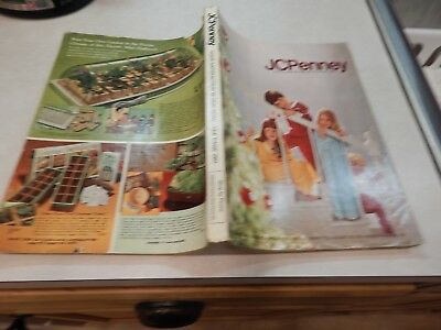 1971 J.c. Penney Christmas Catalog-The Christmas Place 1971