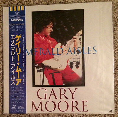 Gary Moore Emerald Aisles Live in Ireland 1984