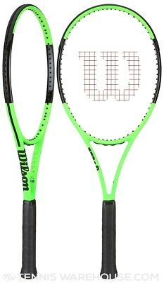 Wilson Blade 98 18/20 Countervail Griff 4 3/8  3