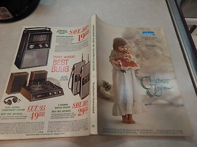 1974 Montgomery-Ward's Christmas Catalog-Christmas Joy