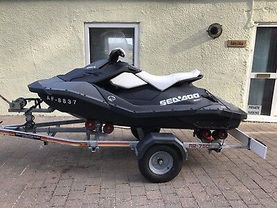 2014 Seadoo Spark 2up 90hp - 51hrs Use - SBS Trailer - 3 Months Warranty!