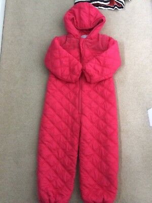 Girls coat snowsuit small bundle mostly NEXT