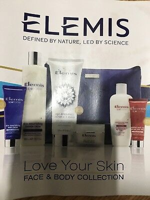 ELEMIS face & Body Collection LOVE YOUR SKIN