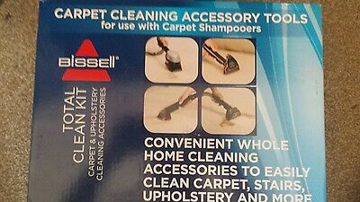 bissell carpet cleaning accessory tools