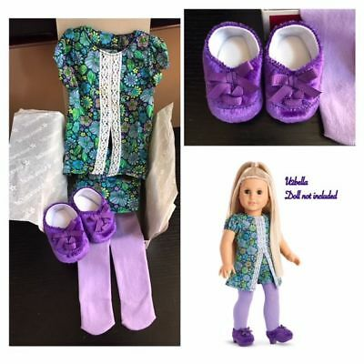 American Girl Julie New Year's Eve outfit ,Dress NEW IN BOX No doll Beforever