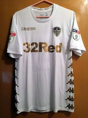 Leeds United Home Shirt
