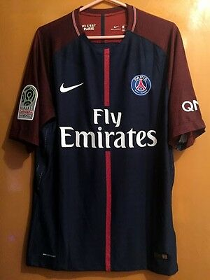 PSG home shirt # 10 Neymar