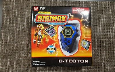 Digimon D-Tector (Brand New/Sealed)
