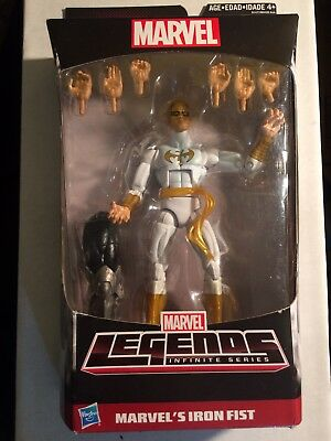 Marvel Legends Infinite Series Iron Fist Action Figure