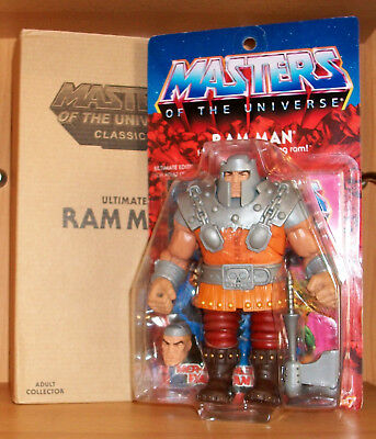 Masters of the Universe Classics Ultimate RAM MAN (Ultimate Edition)