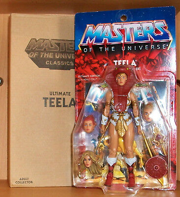 Masters of the Universe Classics Ultimate TEELA (Ultimate Edition)