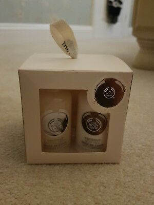 Body Shop Coconut Gift Set
