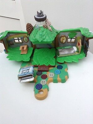 Tinkerbell Light Up Micro House Cottage