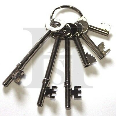 Fb Key - Fire Brigage-Set Of 6 Fb Keys -Fully Tested - Best Quality - Made In Uk