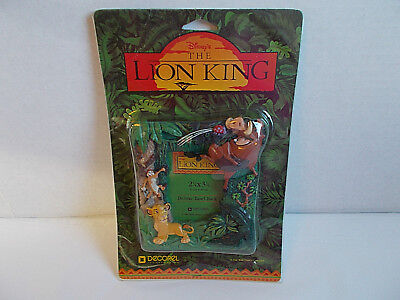 NEW DISNEY LION King Simba Timon Pumbaa Easel Back Decorel Picture ...