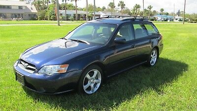 2007 Subaru Legacy Wagon Florida!  5 Speed! Full Service History! Unreal Condition.