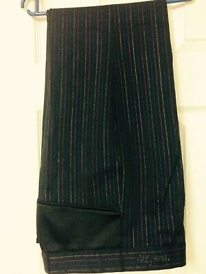 Pure Class By Bespoke Mens Latin Trousers