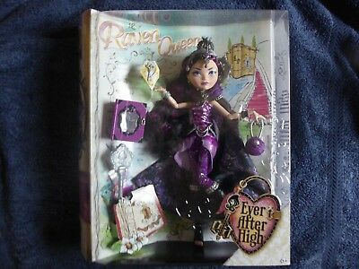 Ever After High - Legacy Day Daughter, Raven Queen figure/doll *NEW*