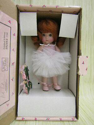 Vintage Vogue Dolls 1984 Ginny Doll Limited Ed. Certificate 70133 Box Wreath